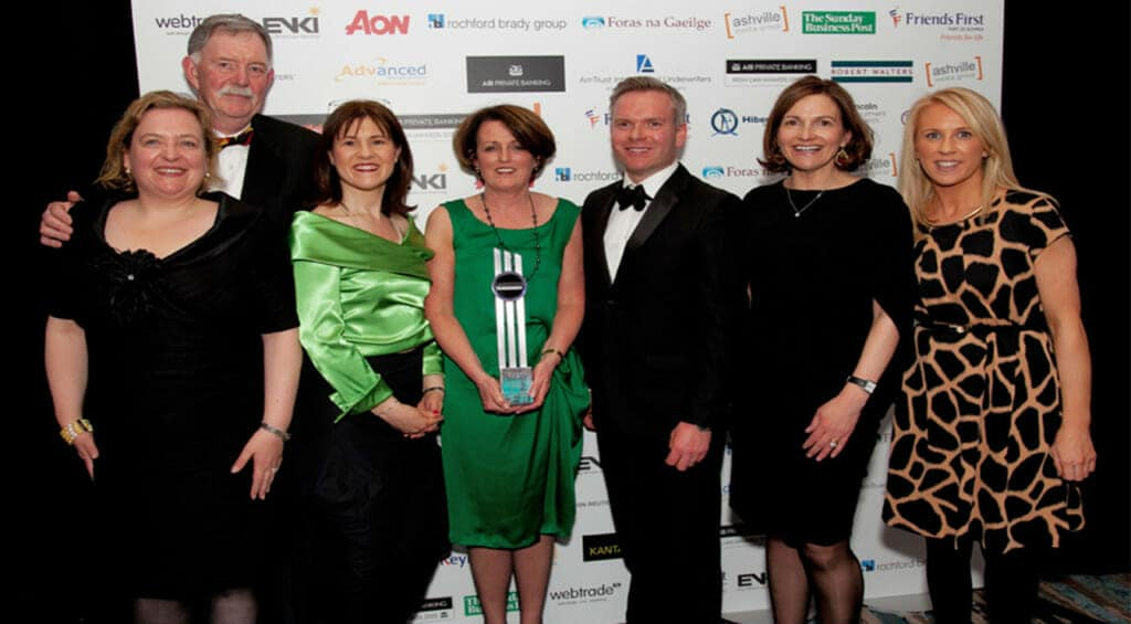 Lincoln Recruitment Irish Law Awards