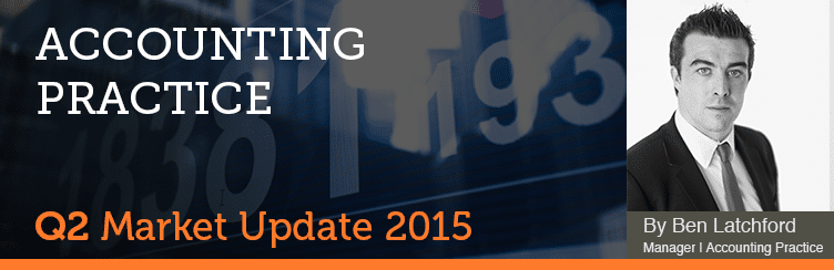 Accounting Practice Market Update Q2 2015