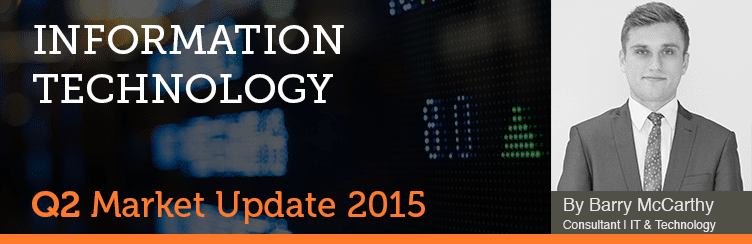 IT & Technology Market Update Q2 2015