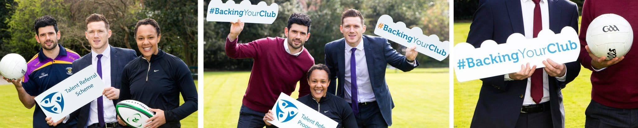 Backing Your Club Cian O Sullivan, Paul Flynn, Sophie Spence Lincoln Recruitment
