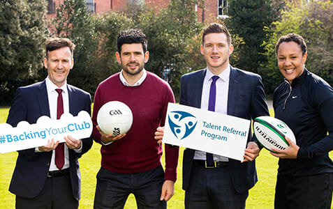 Backing Your Club Cian O Sullivan, Paul Flynn, Sophie Spence, Shay Dalton Lincoln Recruitment