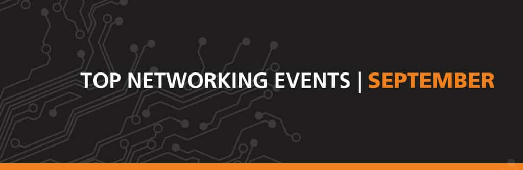 Top Networking Events September