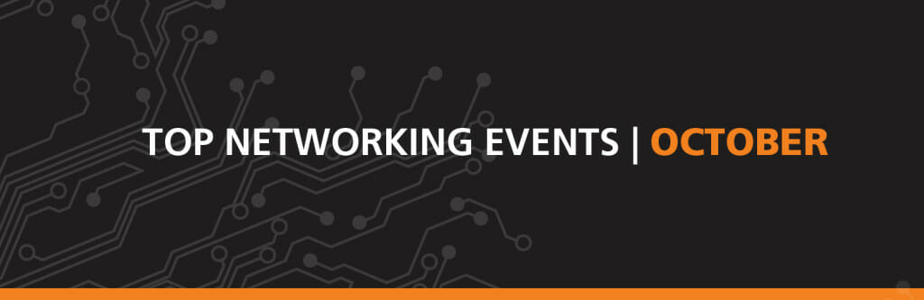Top Networking Events October