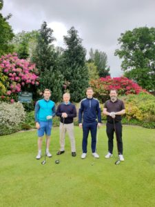 LINCOLN ANNUAL GOLF DAY IN THE K CLUB
