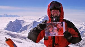 Everest podcast Dr Roger Mc Morrow