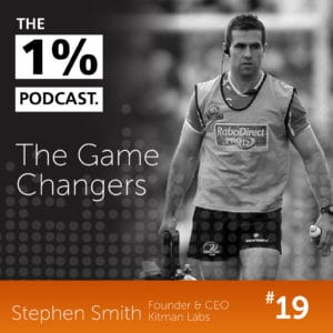 The 1% podcast Kitman labs