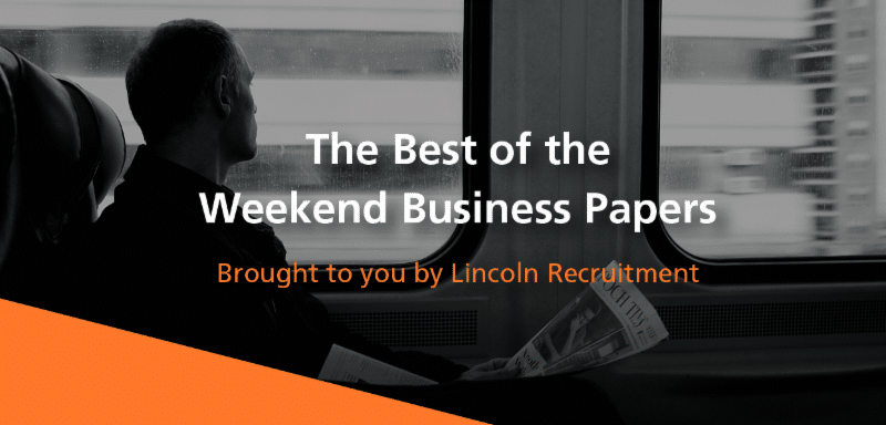 The Best of the Weekend Business Papers 30 August 2020